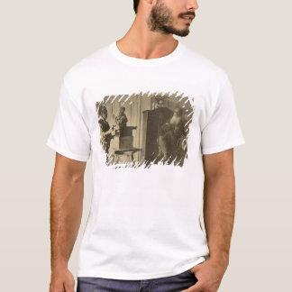 T-shirt Léon Tolstoï et le prince Paolo de sculpteur