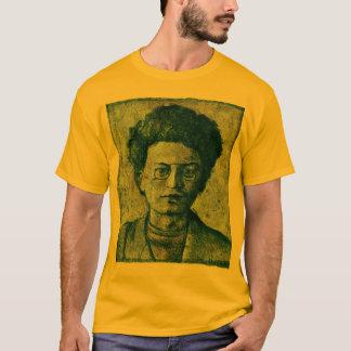 T-shirt Léon Trotsky. Héros et martyre de l'Union