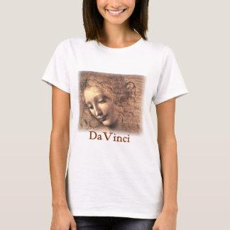 T-shirt Léonard de Vinci - femme