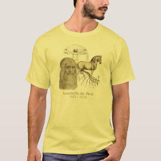 T-shirt Leonardo da Vinci
