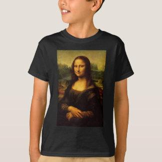 T-shirt Leonardo da Vinci Mona Lisa
