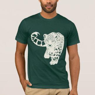 T-shirt Léopard de neige