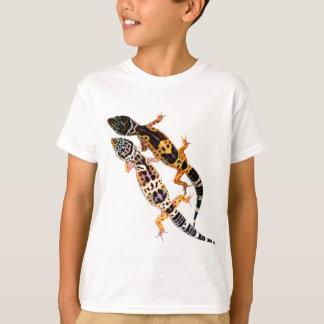 T-shirt Leopardgecko tourtereaux
