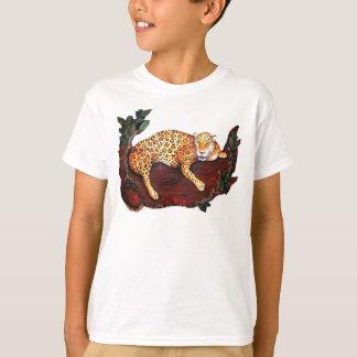 T-shirt Leopold le léopard