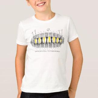 T-shirt Lépidoptères Pittsburghia-Zazzle