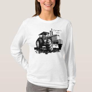T-shirt L'épouse de l'agriculteur