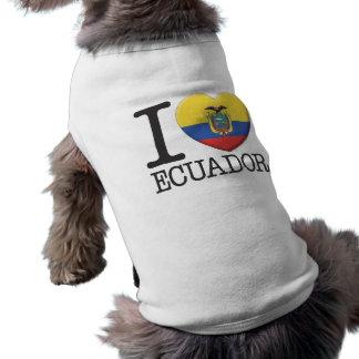 T-shirt L'Equateur