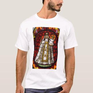 T-shirt L'Equateur, Quito. Statue de la Vierge à ailes 2