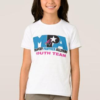 T-shirt L'équipe de la jeunesse de MPA - fonctionnera pour