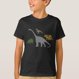 T-shirt Les 4 Dinos