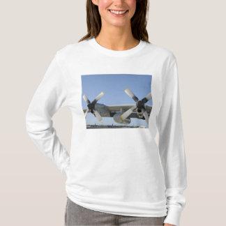 T-shirt Les ailes d'un LC-130 Hercule