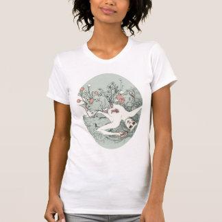T-shirt Les amants