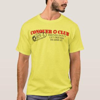 T-shirt Les amis ne laissent pas des amis fatigués