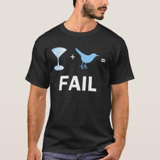 T-shirt Les amis ne laissent pas le bip d'amis ivre