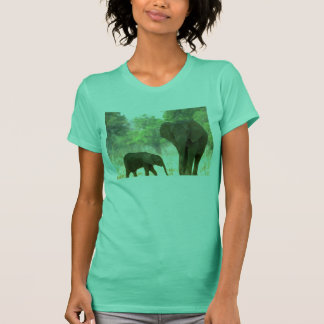 T-shirt Les animaux sont supérieurs aux animaux humains