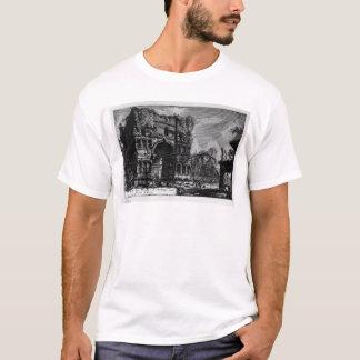 T-shirt Les antiquités romaines, T. 1, plat XXI. Voûte de…