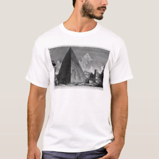 T-shirt Les antiquités romaines, T. 3, plat XL. Vue de