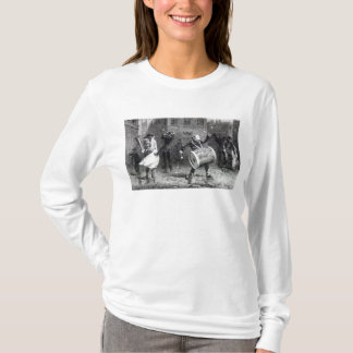 T-shirt Les attentes - ou tirant le meilleur de l'it