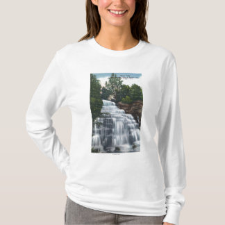 T-shirt Les automnes de Hector s'approchent de la vue de