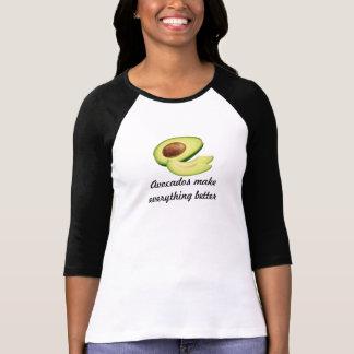 T-shirt Les avocats font à tout Bella 3/4 des meilleures