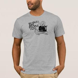T-shirt Les baleines Gnarly des combats | d'enfant sont