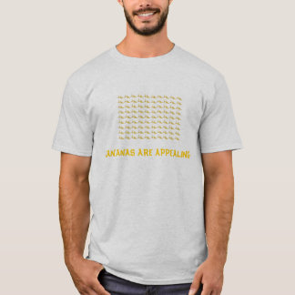T-shirt Les bananes en appellent