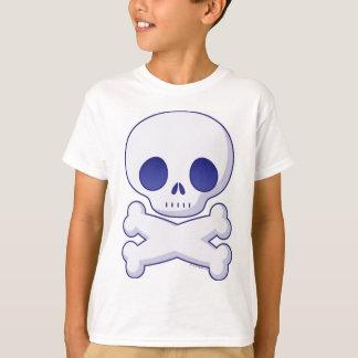 T-shirt Les bleus layette piratent (l'enfant)