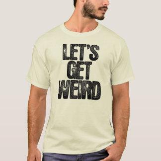 T-shirt Les bourreaux de travail nous ont laissés obtenir