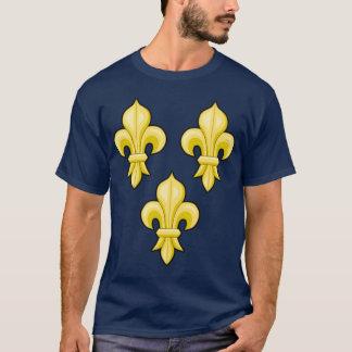 T-shirt Les bras royaux de la France
