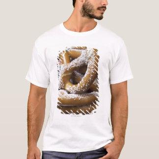 T-shirt Les bretzels énormes du marchand ambulant de New