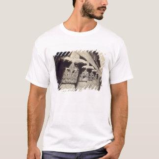 T-shirt Les capitales du portique, temple de Khnum, Esna