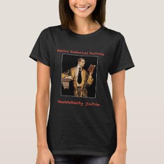 T-shirt Les caractéristiques historiques d'Oddie - beau