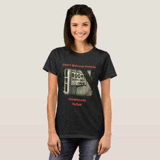 T-shirt Les caractéristiques historiques d'Oddie - les