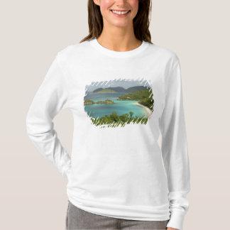 T-shirt Les Caraïbe, États-Unis Îles Vierges, St John,