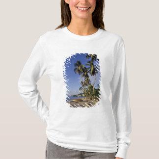 T-shirt Les CARAÏBE, Grenada, St George, bateaux sur la
