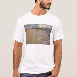 T-shirt Les Caraïbe, St Martin (St Maarten). Baie de Maho