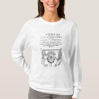 T-shirt Les Carré-Casquettes se sont transformés en têtes