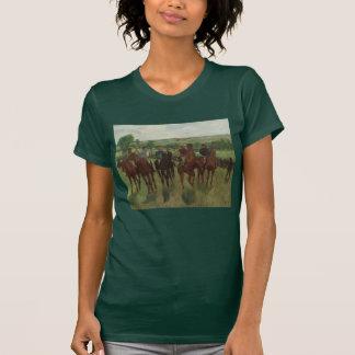 T-shirt Les cavaliers