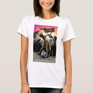 T-shirt Les cavaliers #1 d'orignaux