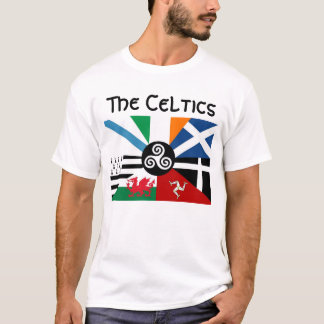 T-shirt Les Celtics