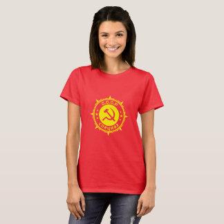 T-shirt Les chemises de Spetsnaz des femmes communistes