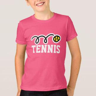 T-shirt Les chemises de tennis de la jeunesse | folâtre