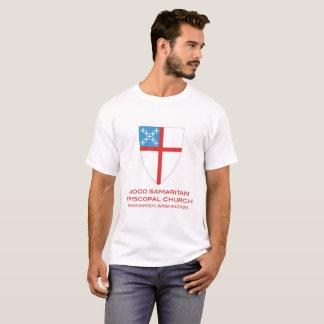 T-shirt Les chemises des bons de Sam d'église épiscopale