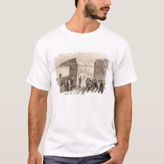 T-shirt Les chômeurs de Londres
