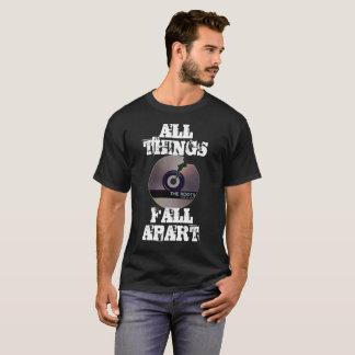 T-shirt Les choses tombent à part 101