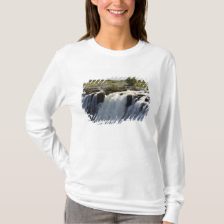 T-shirt Les chutes Victoria, rivière de Zambesi, Zambie. 2