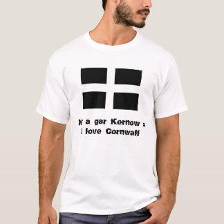 T-shirt les Cornouailles.