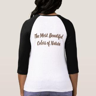 T-shirt Les couleurs les plus belles de la nature