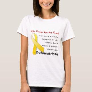 T-shirt Les crampes de tueur ne sont pas normales !