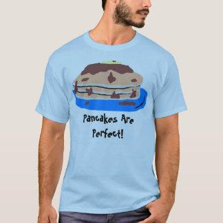 T-shirt Les crêpes sont parfaites !